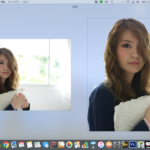 MacBookユーザー(初心者)必見!!写真の人物や物を簡単に切り抜く方法!!