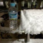 平成で一番寒いとか異常気象