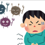 地獄の食中毒体験記〜人生のトラウマ〜