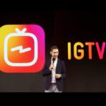 InstagramのNEWアプリ『IGTV』がリリース!1時間動画も投稿可能!