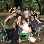 楽しすぎた昭和記念公園でのバーベキュー!!